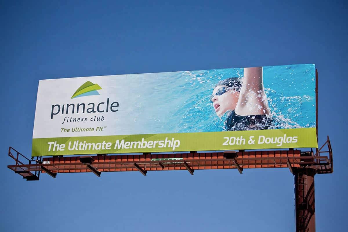 pinnacle billboard